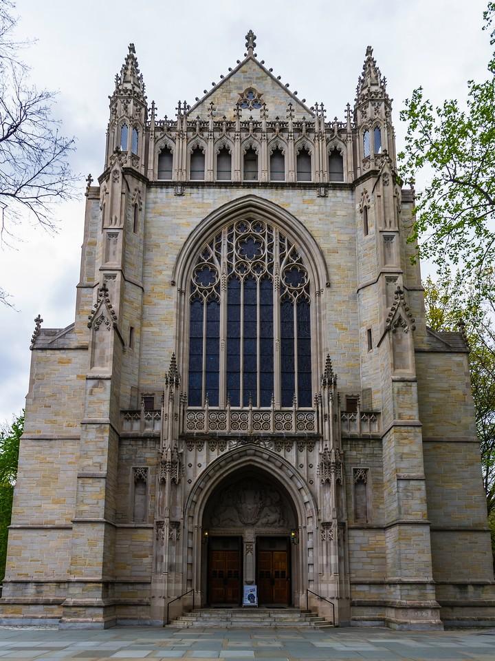 美国普林斯顿大学,有特色的校园建筑_图1-15
