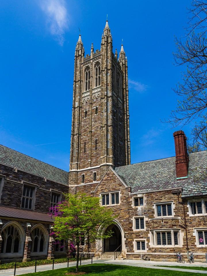 美国普林斯顿大学,有特色的校园建筑_图1-14