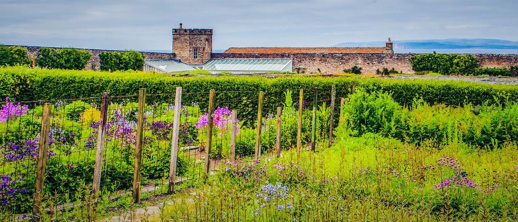 苏格兰梅城堡(Castle of Mey),十六世纪城堡_图1-11