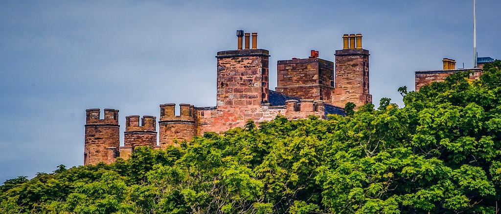 苏格兰梅城堡(Castle of Mey),十六世纪城堡_图1-15