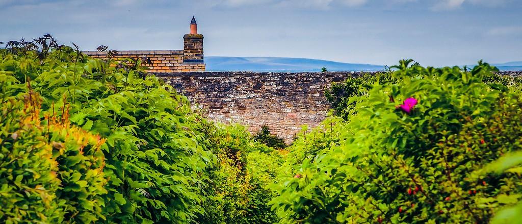 苏格兰梅城堡(Castle of Mey),十六世纪城堡_图1-22