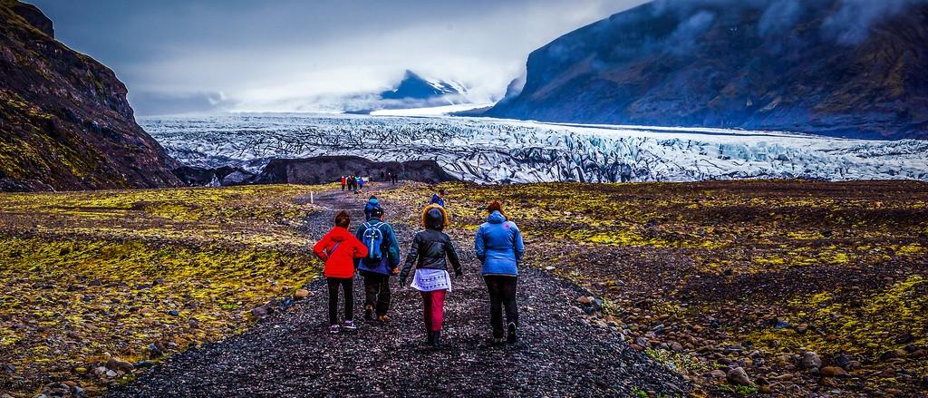 冰岛瓦特纳冰川(Vatna Glacier),很震撼_图1-18