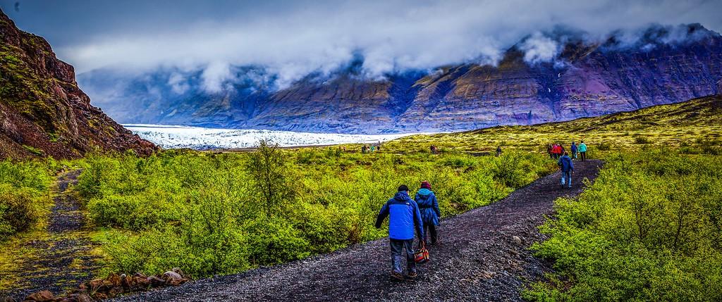 冰岛瓦特纳冰川(Vatna Glacier),很震撼_图1-17