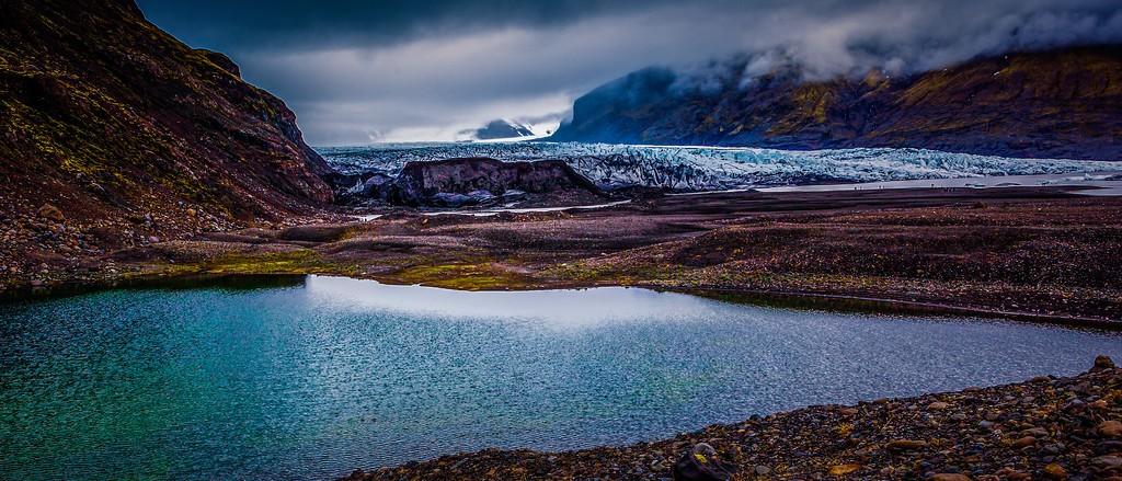 冰岛瓦特纳冰川(Vatna Glacier),很震撼_图1-9