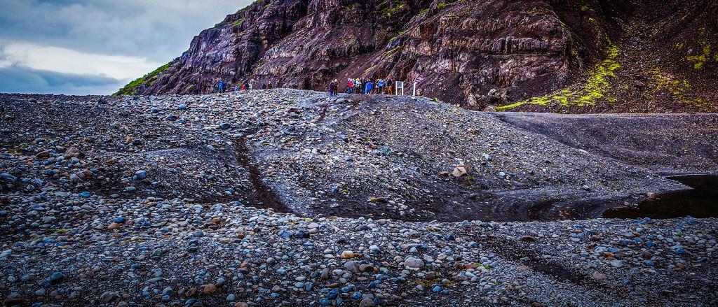 冰岛瓦特纳冰川(Vatna Glacier),很震撼_图1-13