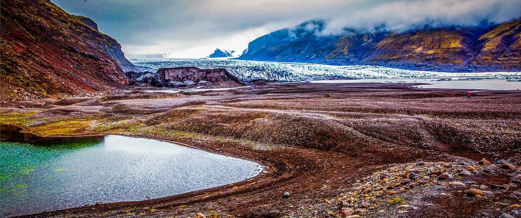 冰岛瓦特纳冰川(Vatna Glacier),很震撼_图1-20