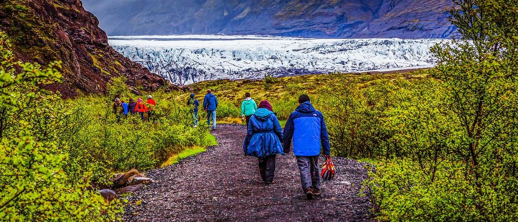 冰岛瓦特纳冰川(Vatna Glacier),很震撼_图1-15