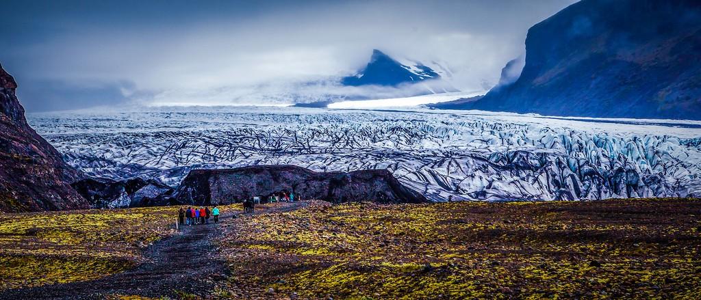 冰岛瓦特纳冰川(Vatna Glacier),很震撼_图1-14