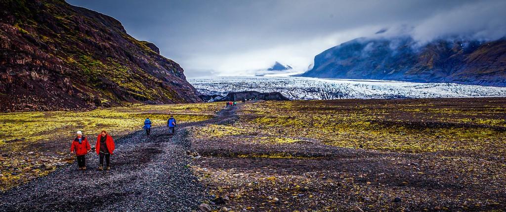 冰岛瓦特纳冰川(Vatna Glacier),很震撼_图1-16