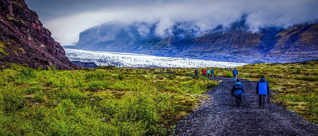 冰岛瓦特纳冰川(Vatna Glacier),很震撼_图1-19