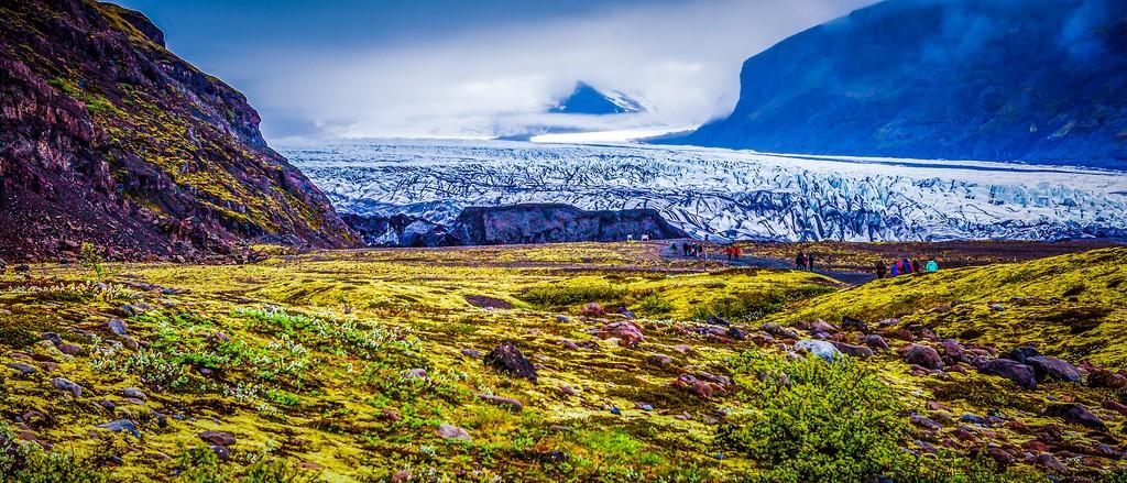 冰岛瓦特纳冰川(Vatna Glacier),很震撼_图1-10