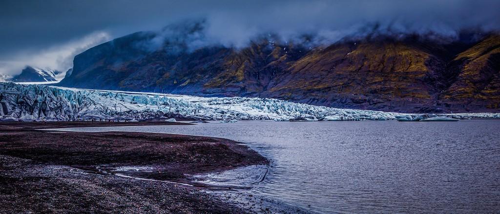 冰岛瓦特纳冰川(Vatna Glacier),很震撼_图1-11