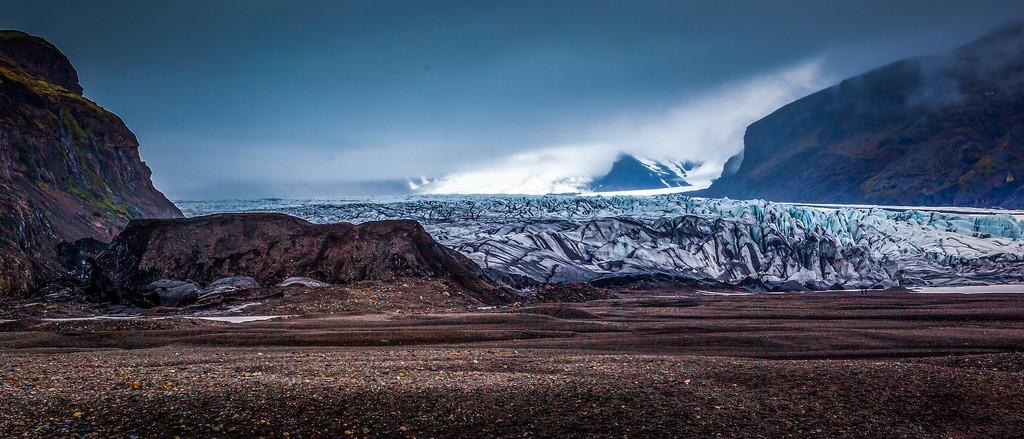 冰岛瓦特纳冰川(Vatna Glacier),很震撼_图1-12