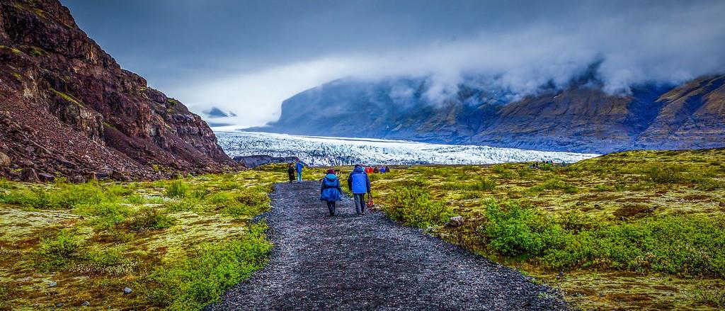 冰岛瓦特纳冰川(Vatna Glacier),很震撼_图1-8