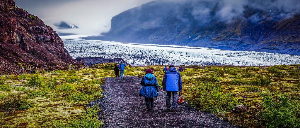 冰岛瓦特纳冰川(Vatna Glacier),很震撼_图1-7