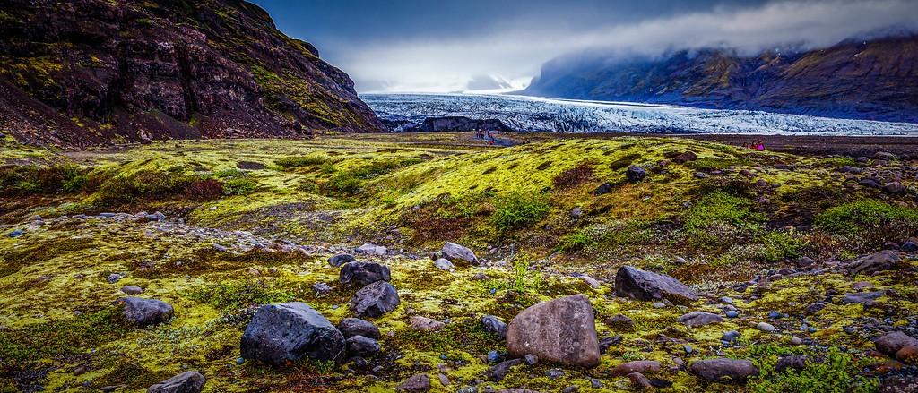 冰岛瓦特纳冰川(Vatna Glacier),很震撼_图1-6