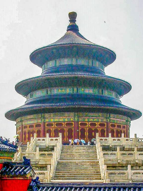 中国北京,名胜古迹_图1-4