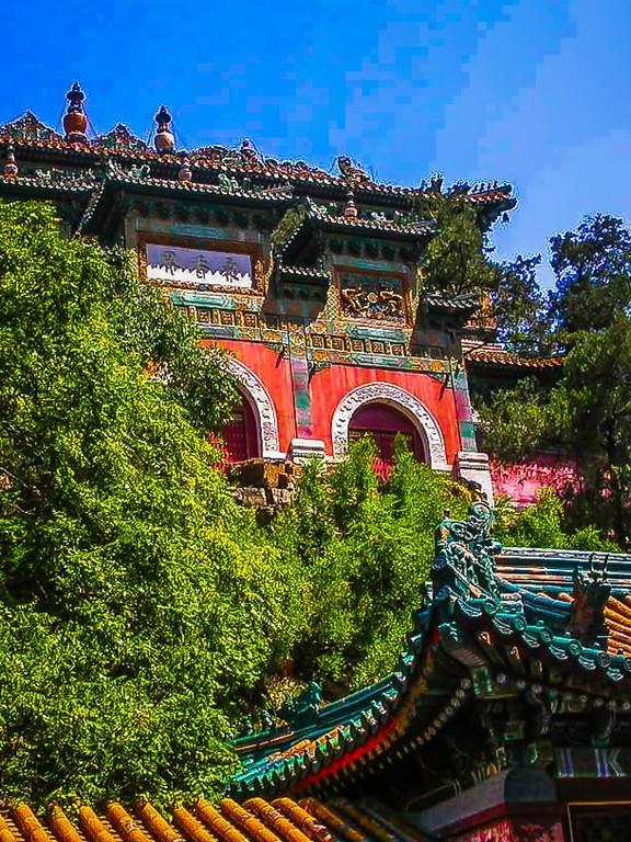 中国北京,名胜古迹_图1-6