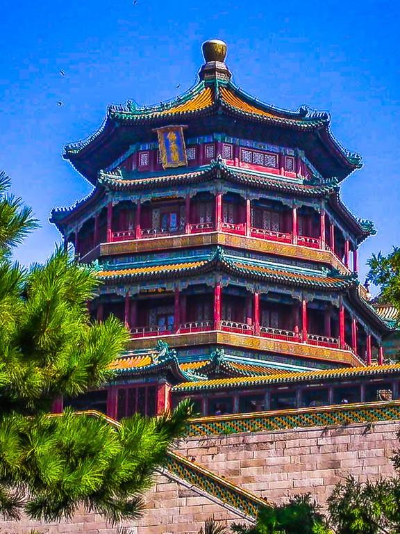 中国北京,名胜古迹_图1-9