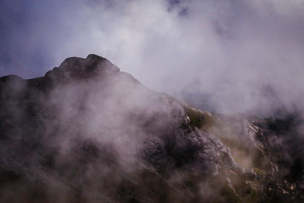 瑞士卢塞恩(Lucerne),山的语言_图1-15