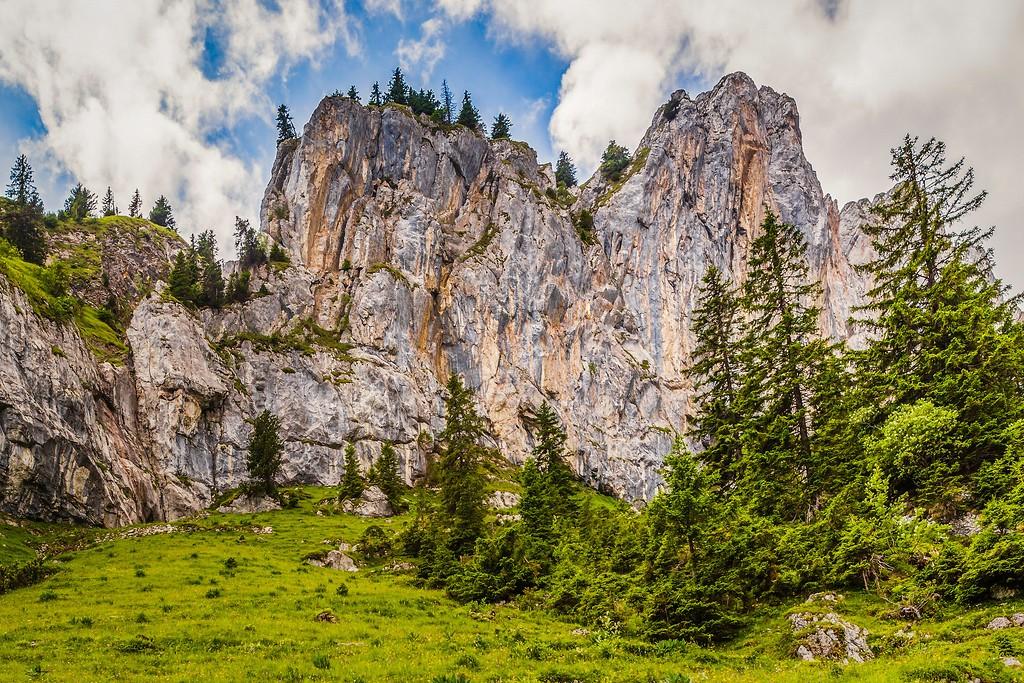 瑞士卢塞恩(Lucerne),山的语言_图1-13