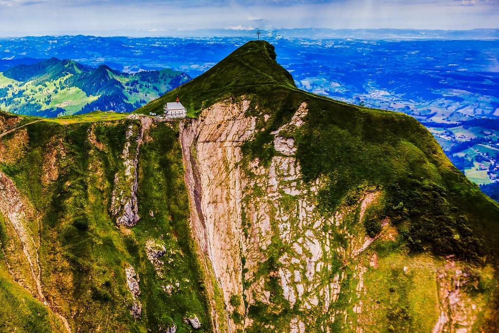 瑞士卢塞恩(Lucerne),山的语言_图1-21