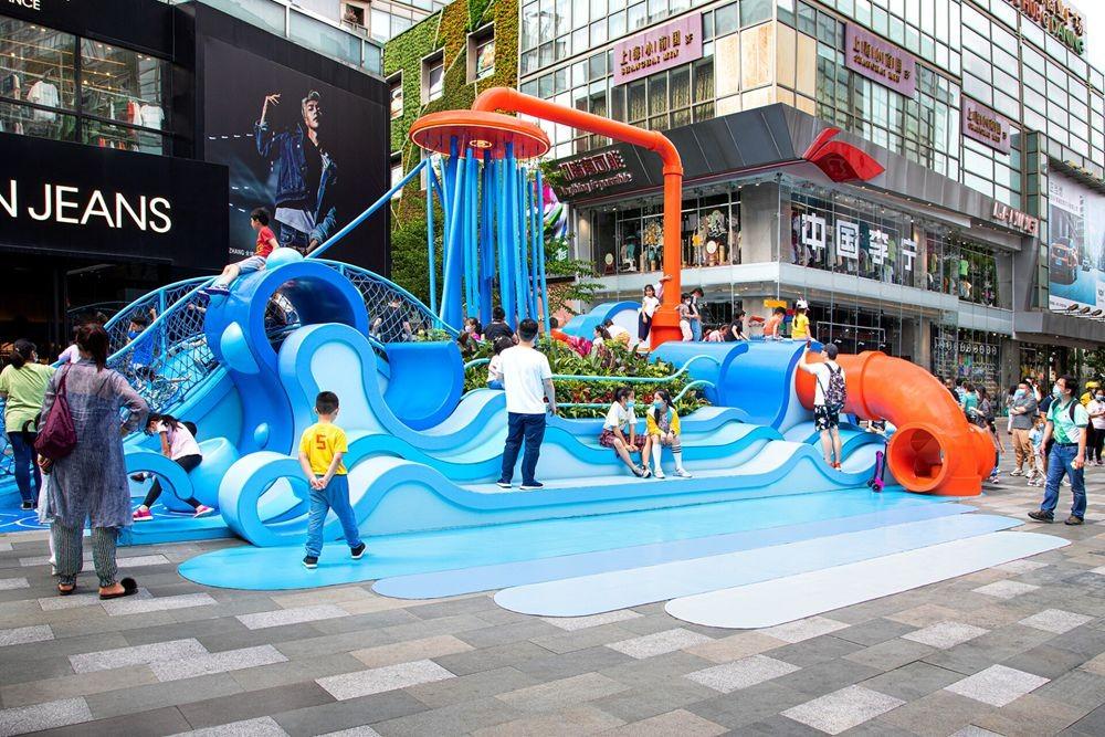 充满活力的游乐场---看中国在变_图1-1