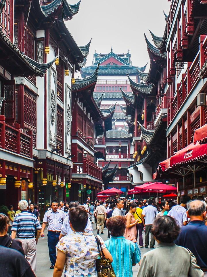 上海城隍庙,明代古迹_图1-7