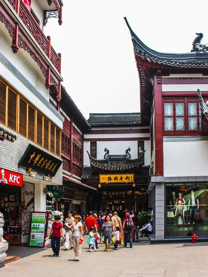 上海城隍庙,明代古迹_图1-3