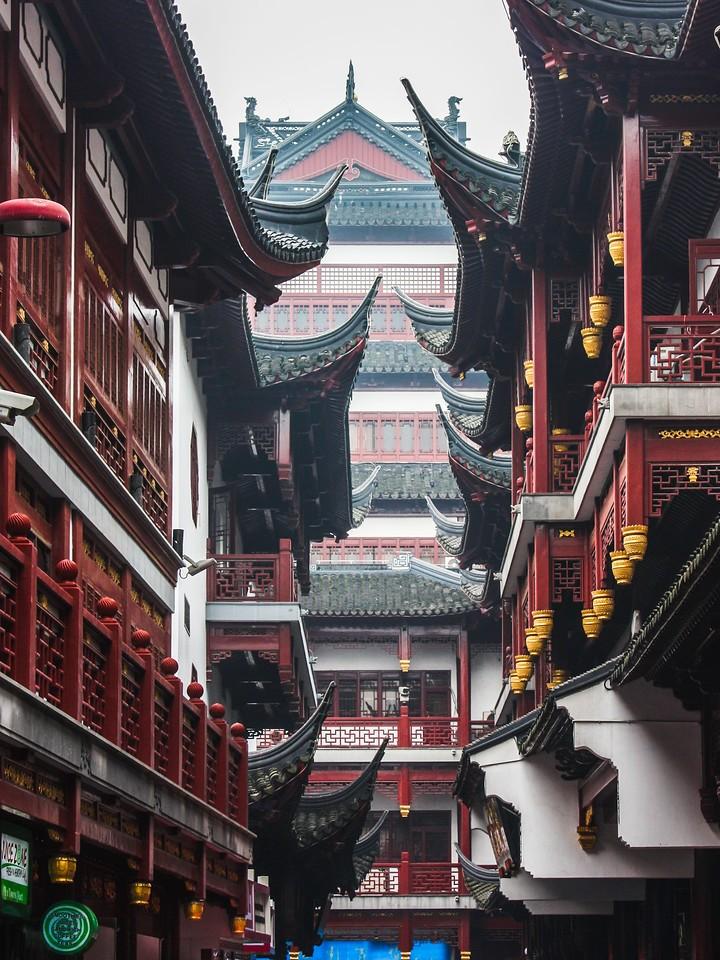 上海城隍庙,明代古迹_图1-1