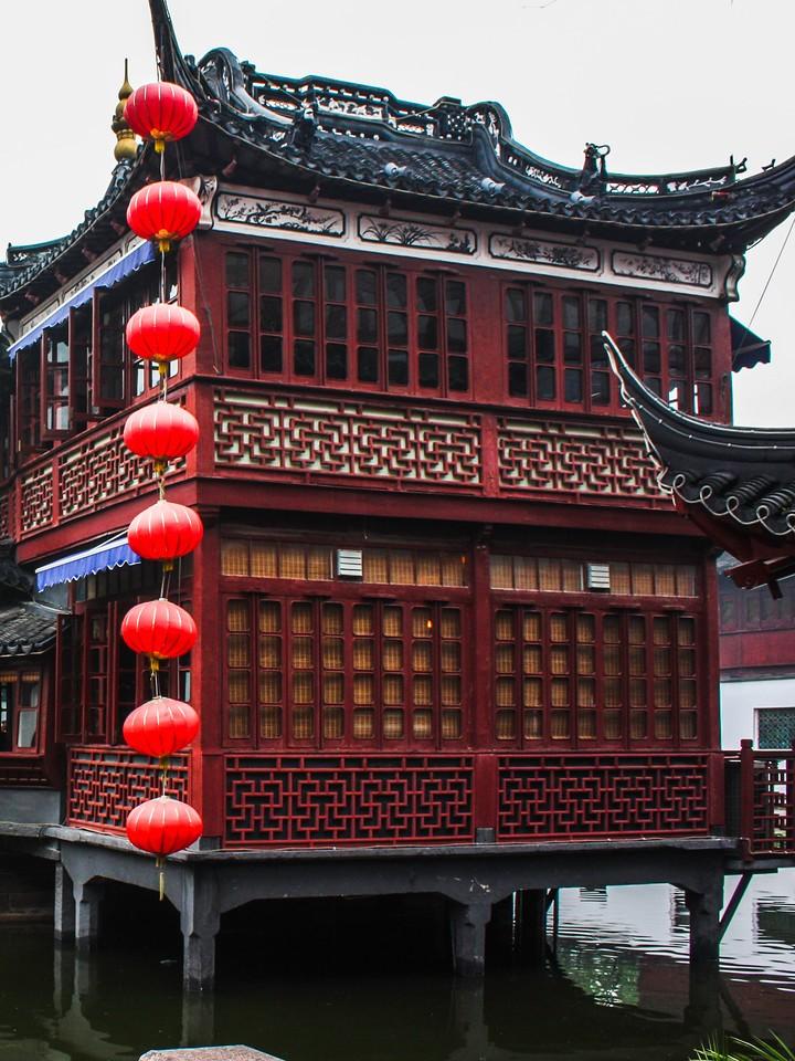 上海城隍庙,明代古迹_图1-8