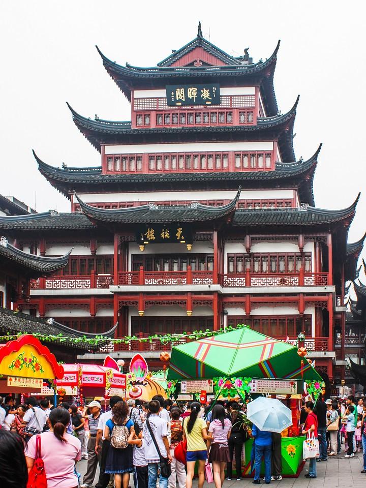 上海城隍庙,明代古迹_图1-5