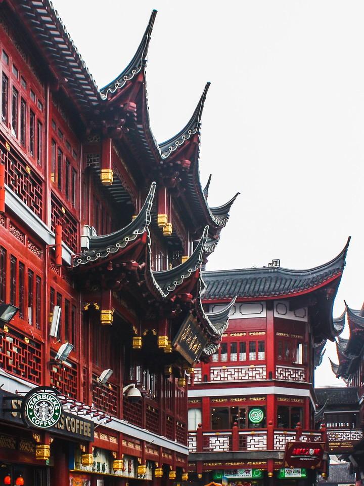 上海城隍庙,明代古迹_图1-6