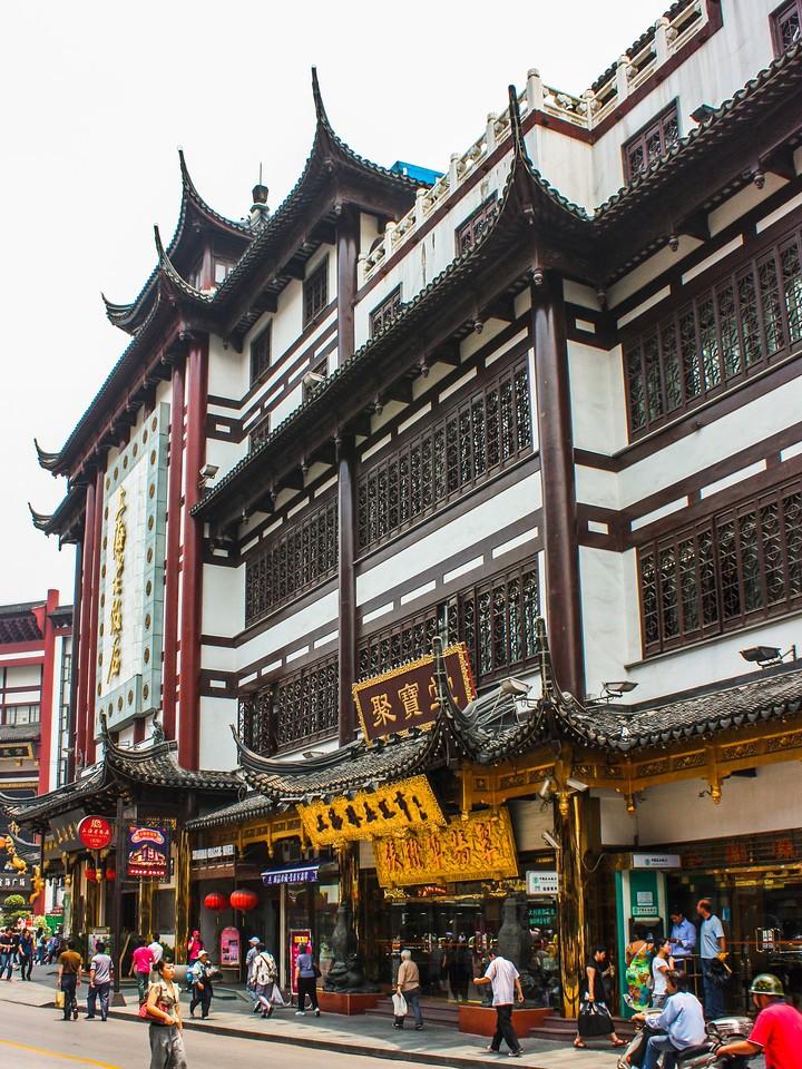 上海城隍庙,明代古迹_图1-13