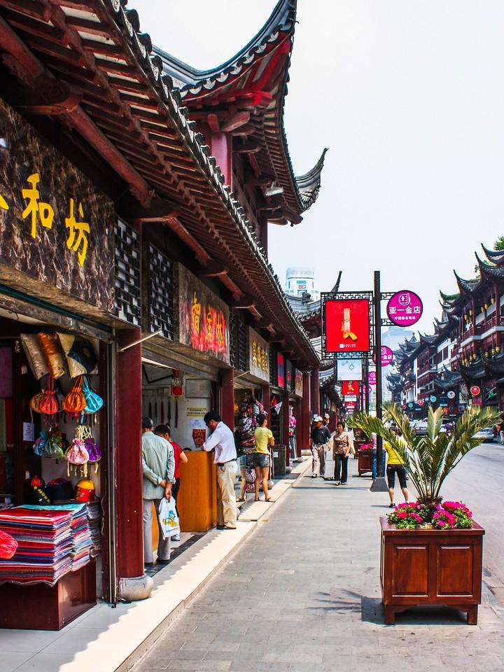 上海城隍庙,明代古迹_图1-15