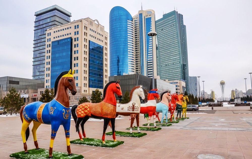 访问哈萨克斯坦的随机印象_图1-2