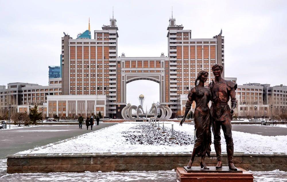 访问哈萨克斯坦的随机印象_图1-7