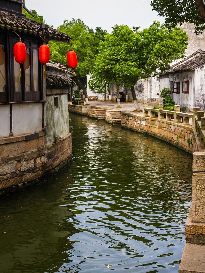中国江苏同里,水乡美景_图1-3