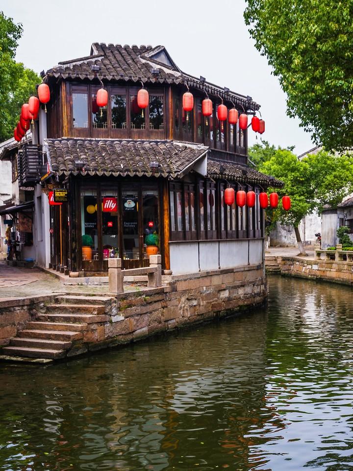 中国江苏同里,水乡美景_图1-11