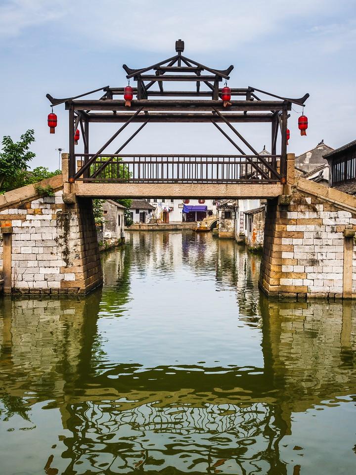 中国江苏同里,水乡美景_图1-10