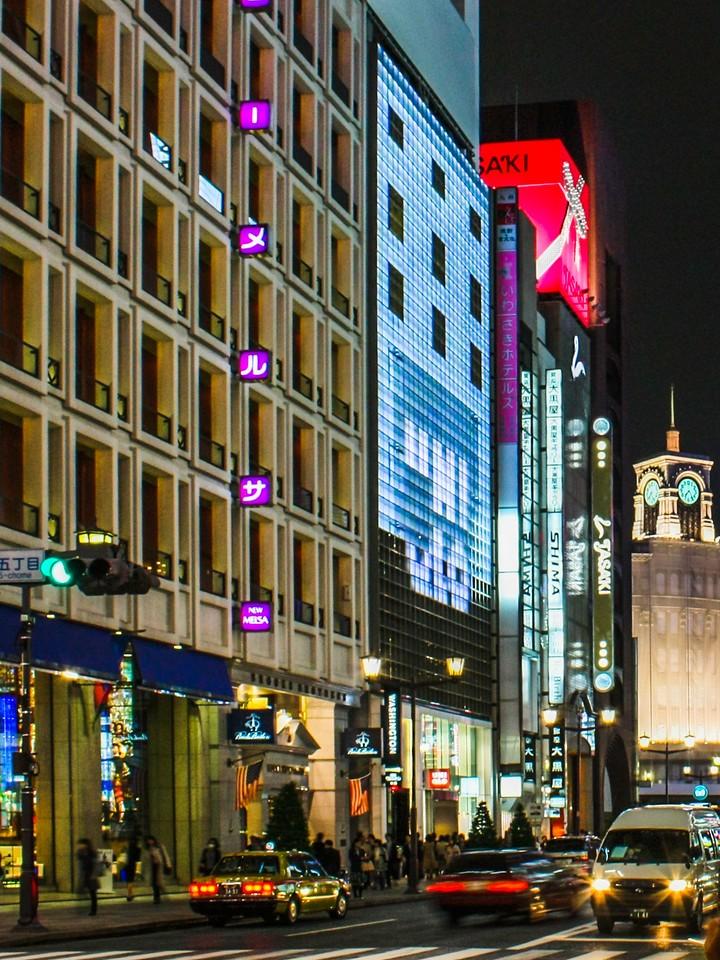 日本印象,东京夜景_图1-3