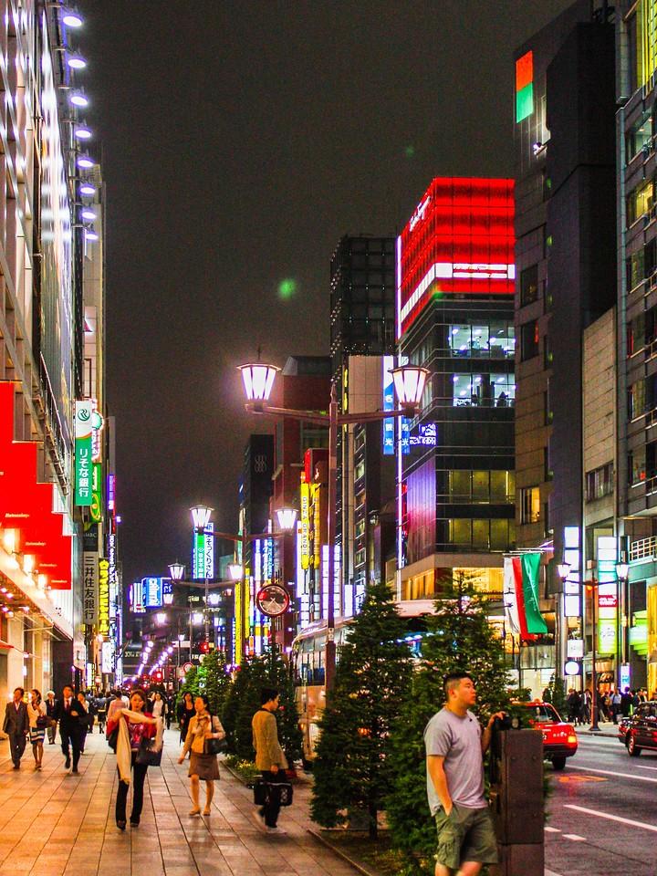 日本印象,东京夜景_图1-9