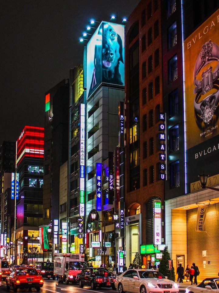 日本印象,东京夜景_图1-8