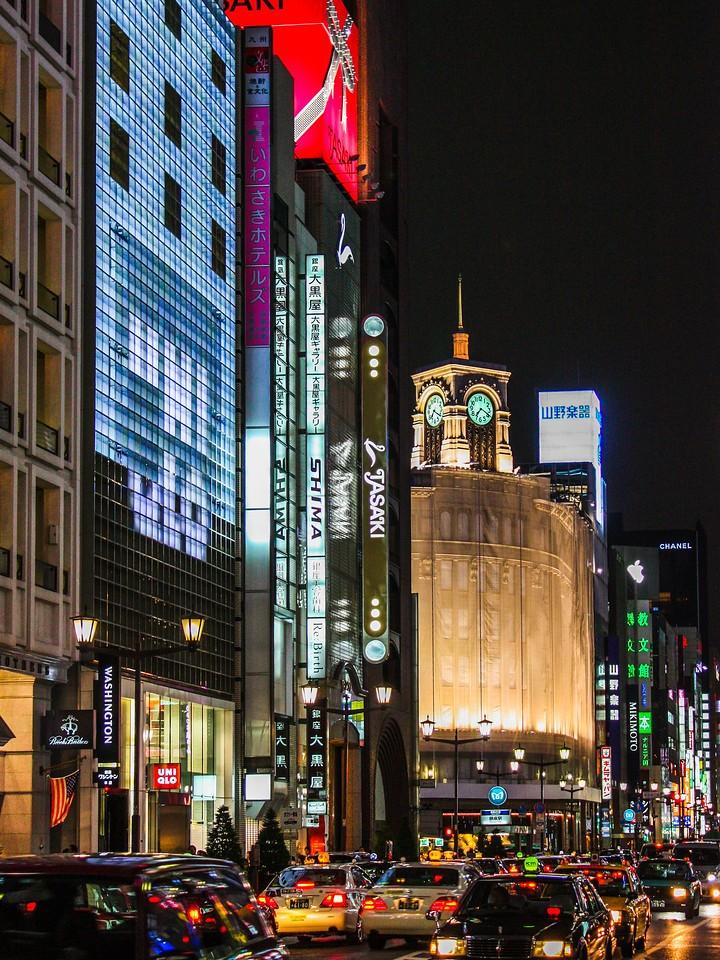 日本印象,东京夜景_图1-1