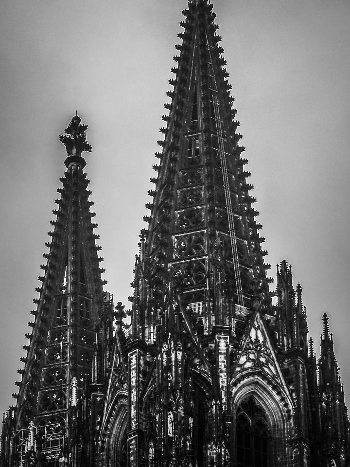 德国科隆大教堂,一目不忘_图1-18