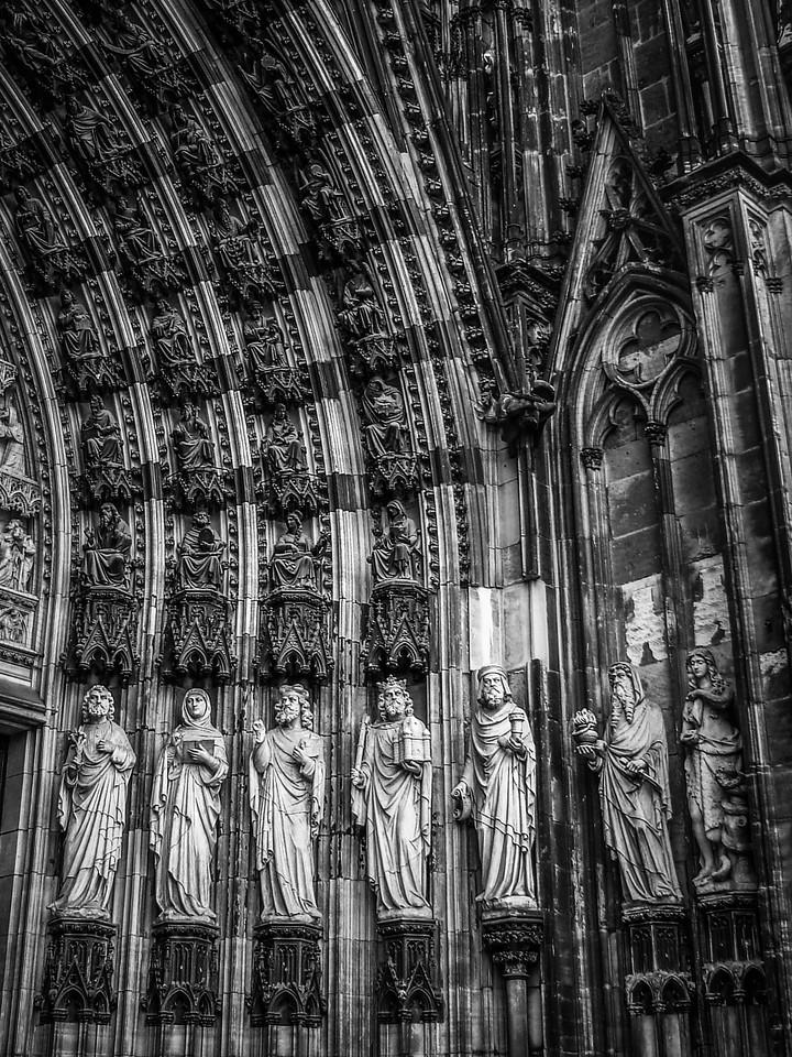 德国科隆大教堂,一目不忘_图1-19