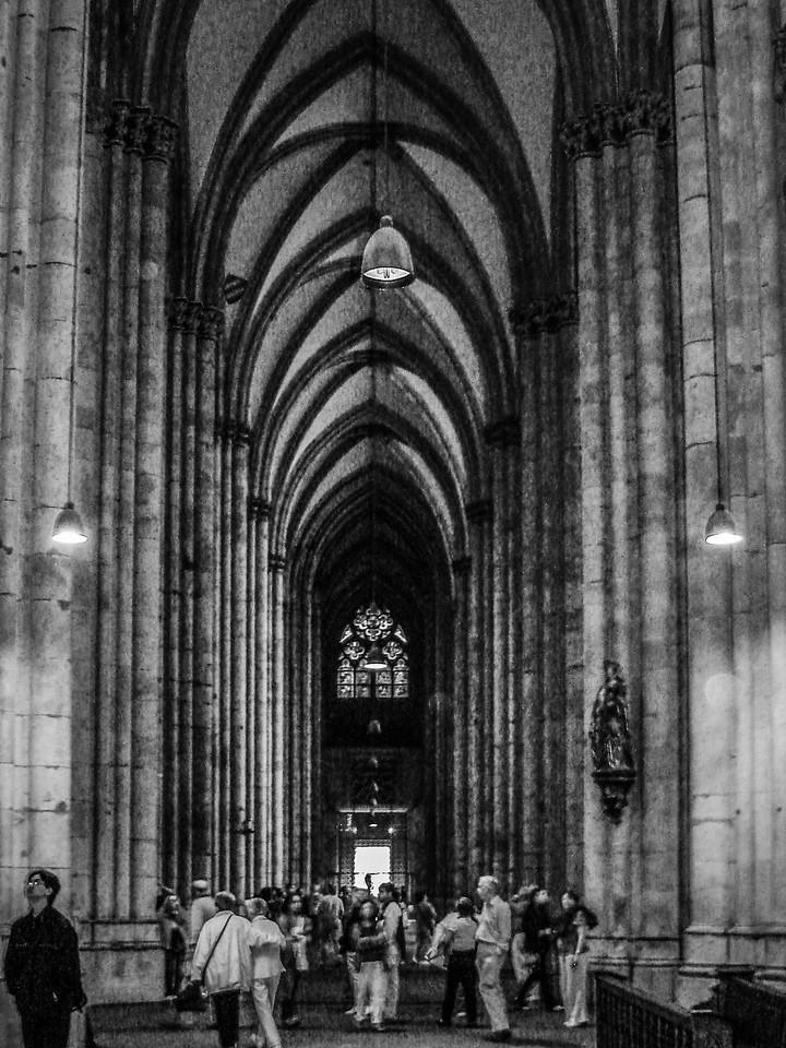 德国科隆大教堂,一目不忘_图1-17