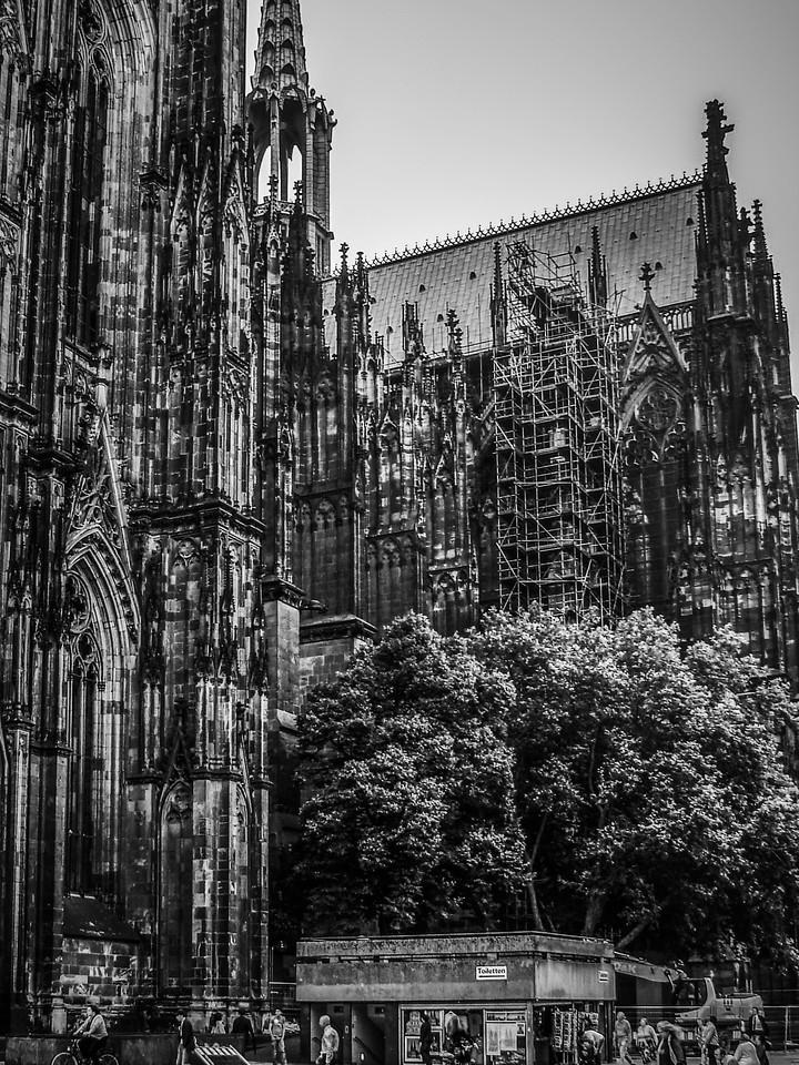 德国科隆大教堂,一目不忘_图1-20