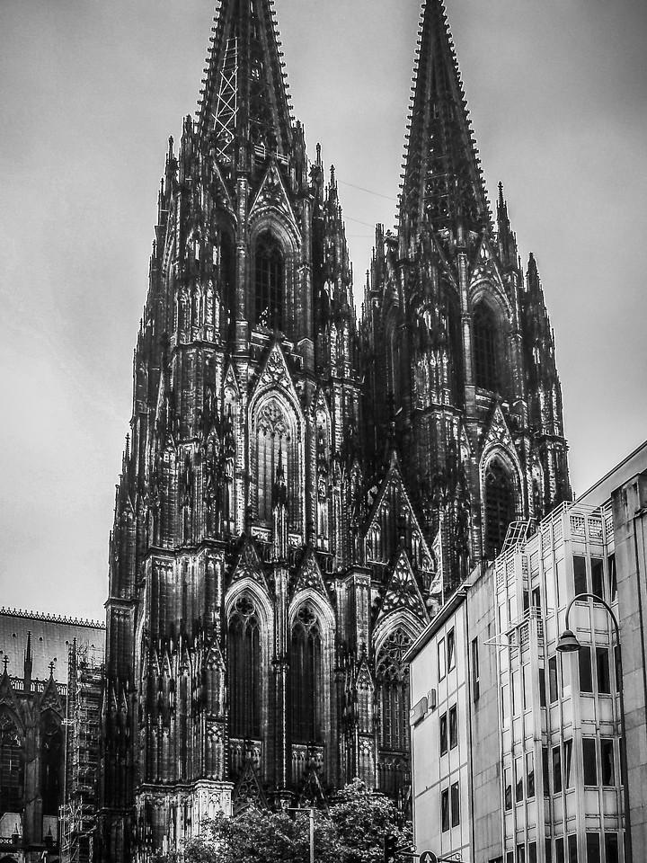 德国科隆大教堂,一目不忘_图1-11