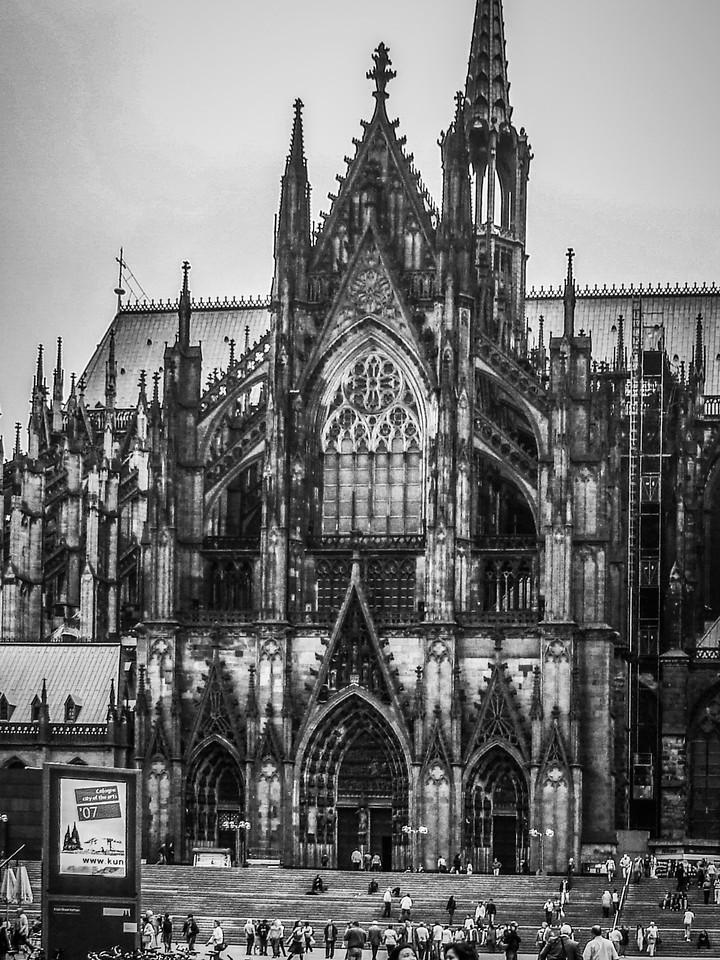德国科隆大教堂,一目不忘_图1-12